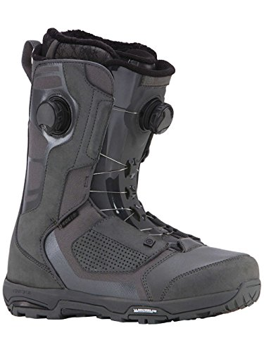 Ride Insano Focus 2018 Snowboard Boots - Men's Grey 11 (Ride Boots)