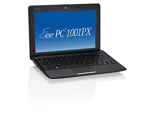 ASUS Eee PC 1001PX-MU20-BK Black Intel Atom N450 (1.66GHz) 10.1