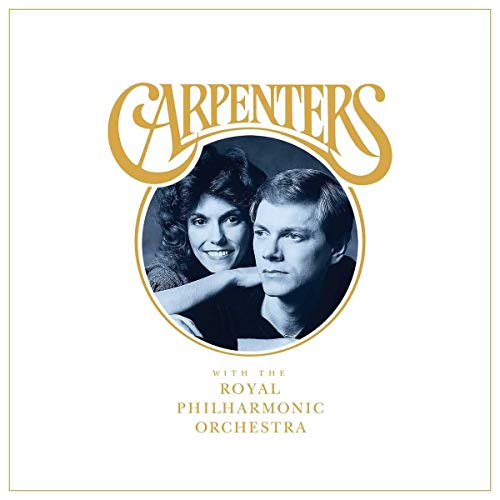Used, Carpenters With The Royal Philharmonic Orchestra for sale  Delivered anywhere in USA