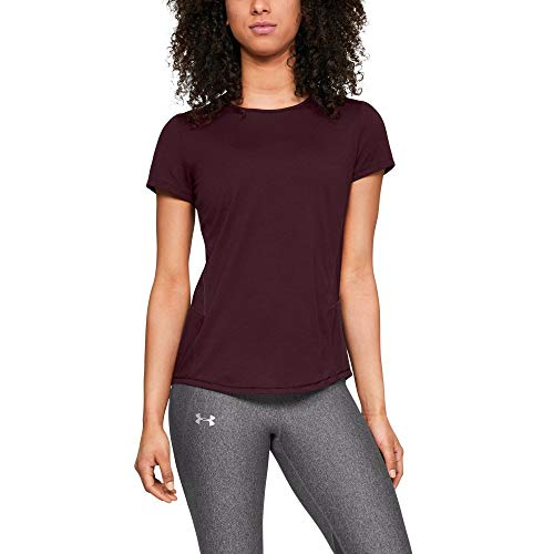 (Under Armour UA Swyft SM Dark Maroon)