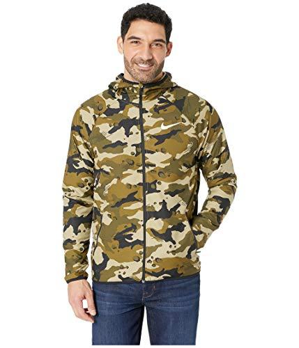 Nike Dri-FIT Woven Camo Men's Training Jacket
