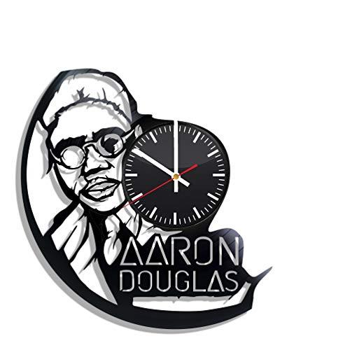 Amazon.com: Aaron Douglas Actor Handmade Vinyl Wall Clock - Get ...