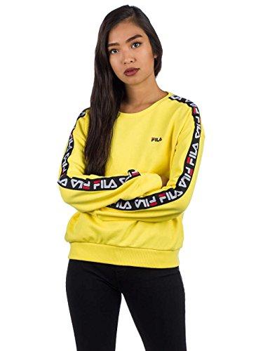 Mujeres Fila Line Tivka Amarillo Ropa Superior Urban jersey SSvzx