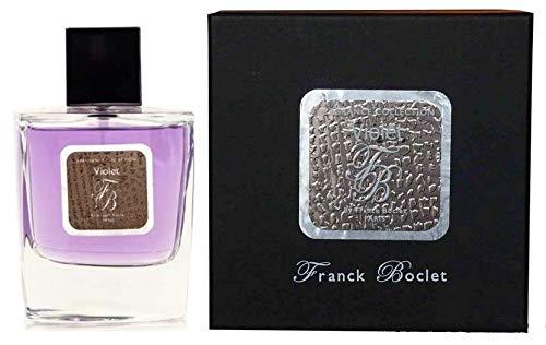 Franck Boclet Violet Eau de Parfum 1.7 Oz/50 ml New in Box   B07NKCHLBB