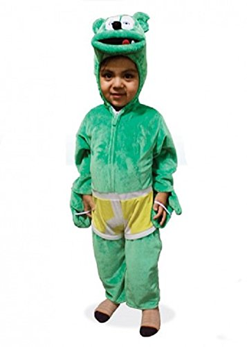 [Official Gummibar costume ages 2 to 4 years halloween] (Official Halloween Costumes)