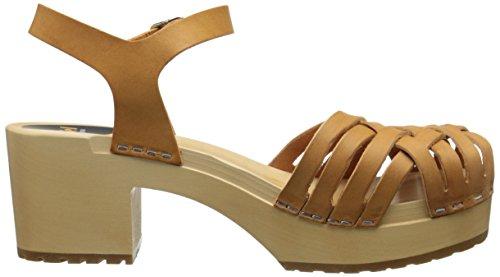 Marina Nature hasbeens swedish Women's Platform Sandal a1E1BA