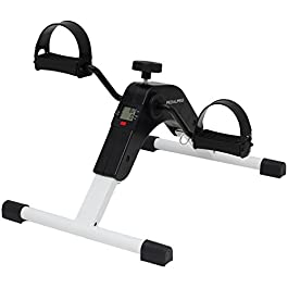 BK Imports Premier Digital Pedal Bike Foldable Arm Leg Exerc...