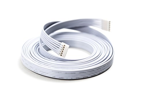 Extension Cable for Philips Hue Lightstrip Plus (10 ft/3 m, 1 Pack, White)