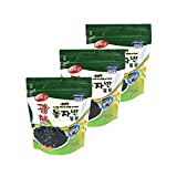 Grangcheon Fried Seaweed Flake Cut 70g x 3 돌자반
