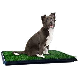 PETMAKER Puppy Potty Trainer - The Indoor Restroom for Pets 20 x 25