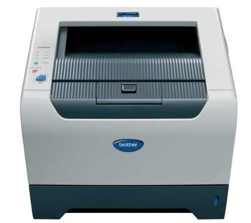 Brother HL-5250DN Laser A4 USB 2.0 Laserdrucker Brother International GmbH HL5250DNZU1