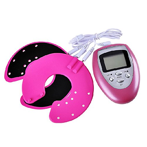 Anself Electronic Breast Massager Enhancer Enlarger Chest Pulse Bust Muscle Machine