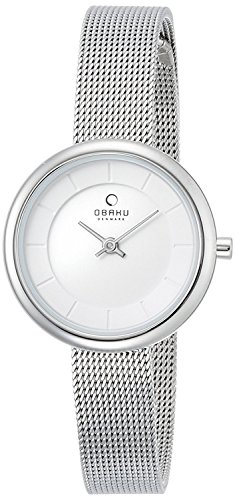 OBAKU watch two stitches V146LXCIMC Ladies