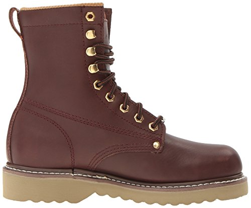Adtec Mens 1312 8 Stålhätta Gård Redwood Arbete Boot Redwood