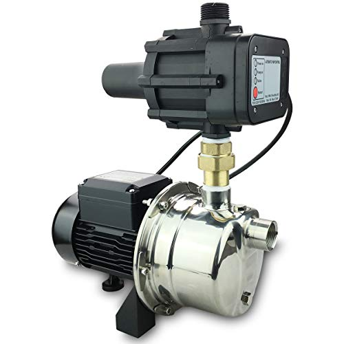 water flow booster pump - 5