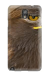 High-end Custom Excellent Design Eagle Case Cover For Galaxy Note 3 at Little Man