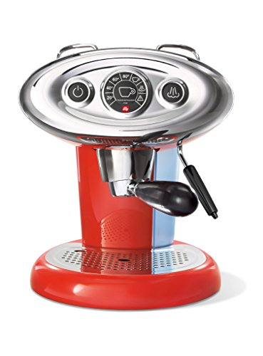 "illy METODO iPERESPRESSO Dedicated espresso machine ""FrancisFrancis! X 7.1"" (Red)【Japan Domestic genuine products】"