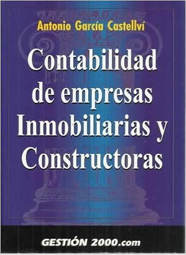 Contabilidad empresas inmobiliarias y constructoras