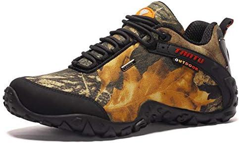 メンズ 軽量 防水 登山靴 メンズ アウトドアスニーカー ハイキング ウォーキングシューズ