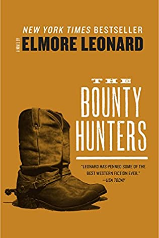 book cover of The Bounty Hunters