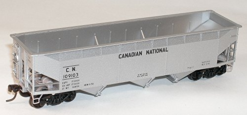 Accurail 7550 HO KIT 70-Ton Offset Triple Hopper, CN