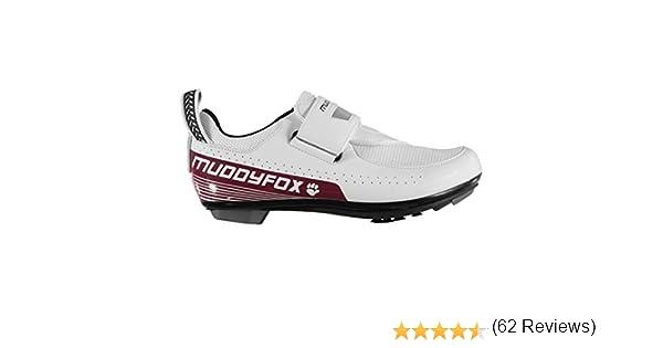 Muddyfox RI100 - Zapatillas de ciclismo para mujer, impermeables, color Multicolor, talla 40 2/3 EU: Amazon.es: Zapatos y complementos