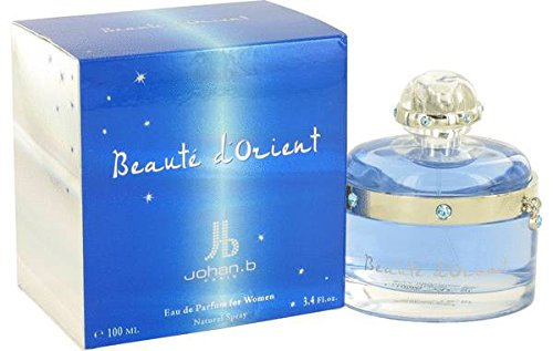Beaute D' Orient FOR WOMEN by Johan B. Paris - 3.4 oz EDP...