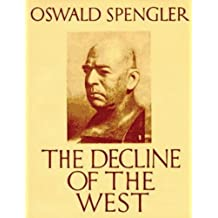 oswald spengler the decline of the west pdf
