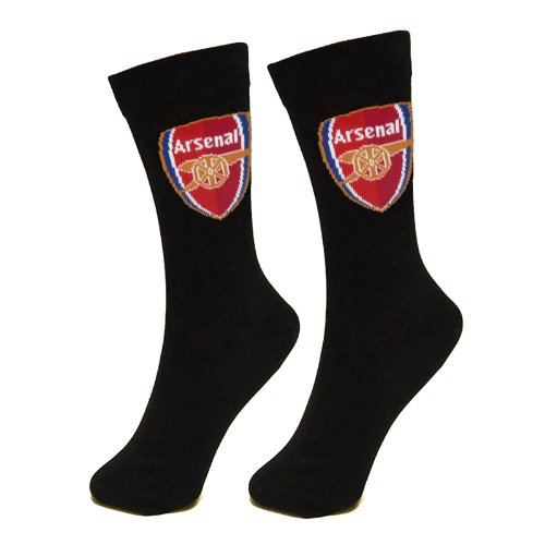 Arsenal Crest Sock – One Pack – DiZiSports Store
