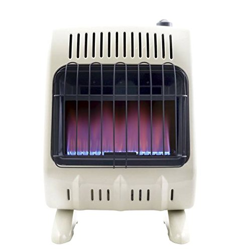 Mr. Heater, Corporation Mr. Heater, 10,000 BTU Vent Free Blue Flame Natural Gas Heater, MHVFB10NG