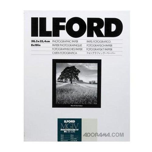 Ilford 8x10 RC Pearl 25+5 (30) Sheet