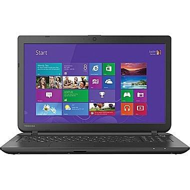5-B5270 Laptop PC - Intel Pentium N3530 2.16 GHz Quad-Core Processor - 8 GB DDR3L SDRAM - 500 GB Hard Drive - 15.6-inch Display - Windows 8.1 - Jet Black ()