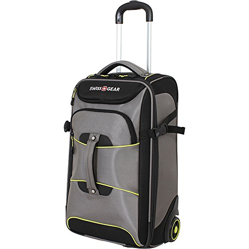 SwissGear Gear Rolling Luggage Backpack