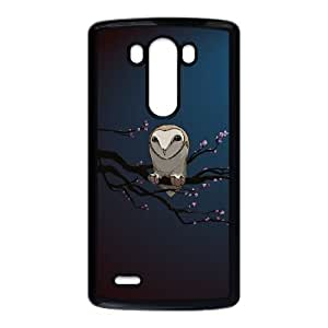 vector owl 1920 13141806 LG G3 Cell Phone Case Black PSOC6002625631892