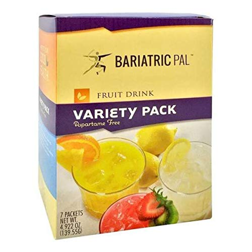 Bariatricpal Fruit Protein Drinks - Variety Pack