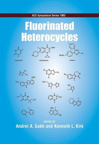 Fluorinated Heterocycles (ACS Symposium Series) (Acs Organic Study Guide compare prices)
