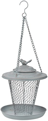 Metal Peanut Feeder - Esschert Design FB400 Series Peanut Feeder