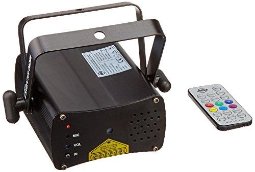 ADJ Products MICRO GALAXIAN II, USE UC LASER REMOTE (