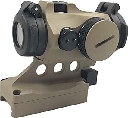 Amazoncom Kinetic Development Group Sidelok Aimpoint Micro Mount