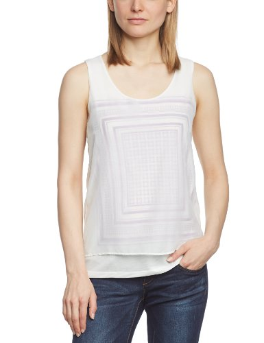 Turnover - Camiseta sin mangas para mujer Violeta 85446