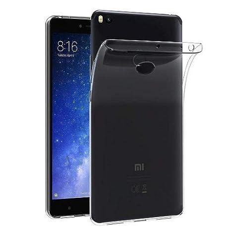 i-comercio Slim Funda Xiaomi Redmi Mi Max2 Carcasa Slim ...
