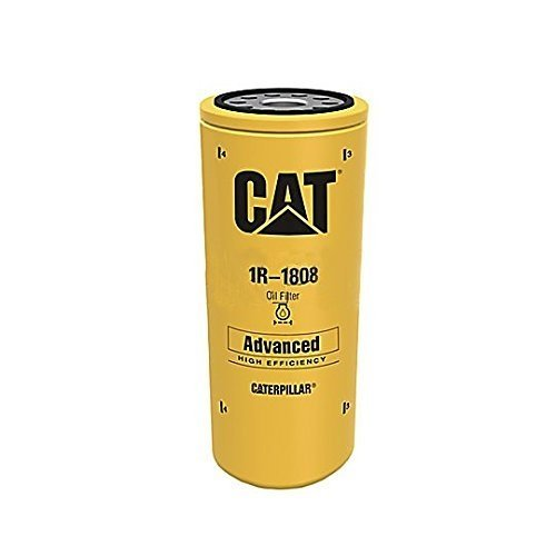 Caterpillar C15 Engine (Caterpillar 1R1808 1R-1808 Engine Oil Filter Advanced High Efficiency Multipack (Pack of 5))
