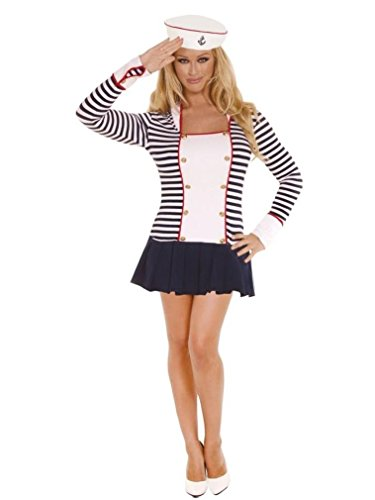 Sailor Costume Adult - Adult (Merchant Sailor Costume)