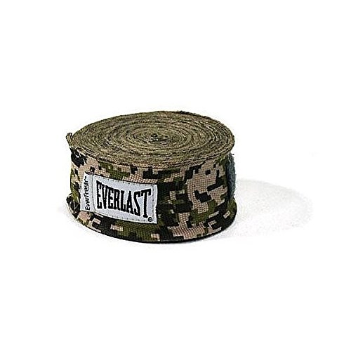 Everlast Professional Hand Wraps, 180-Inch, Camo