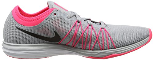 Fitness WMNS Fusion 36 Shoes EU 3 Tr Grey Dual Pink Grey Wolf Women's Racer Black White Hit UK Nike fYSqpHK5wc