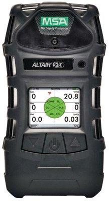 MSA ALTAIR® 5X Portable Combustible Gas, Carbon Monoxide, H