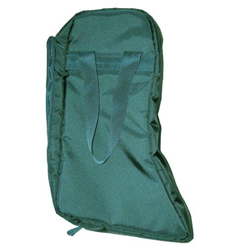 Hunter Green High Spirit Lined English Boot Bag