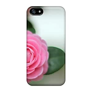 Hot Style Protective Case Cover For Iphone5/5s(beautiful Camellia)