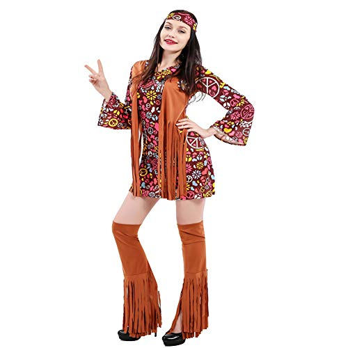 Honey Box Hippies Costume Cosplay Gypsy for Women