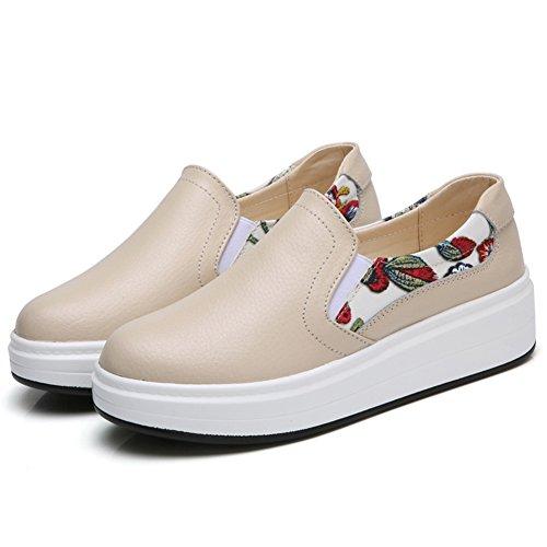 Course Plateforme À Plus Femme 40 De Pour Basket Semelle Sneakers Lfeu Un Slip Chaussure Taille on La Punk 35 recommandez Pied Montante Confortable aYXBqnOgW